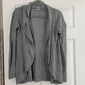 A New Day circle cardigan